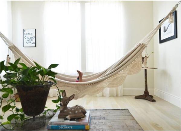 Pics photos indoor hammocks
